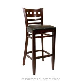ATS Furniture 563-BS-DM SWS Bar Stool, Indoor