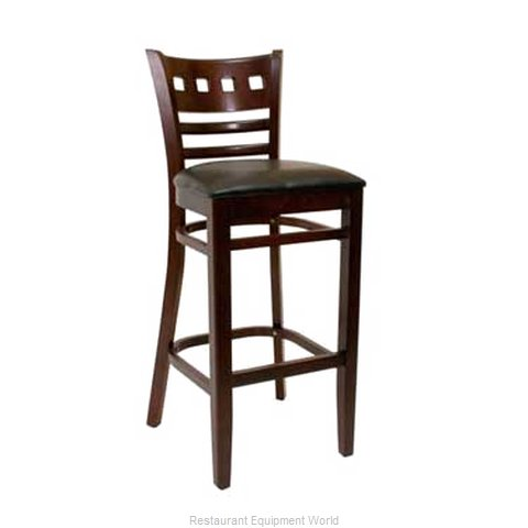 ATS Furniture 563-BS-W GR5 Bar Stool, Indoor (Magnified)