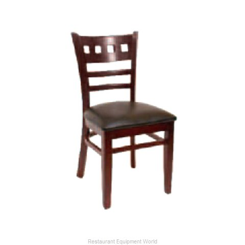 ATS Furniture 563-W GR6 Chair Side Indoor