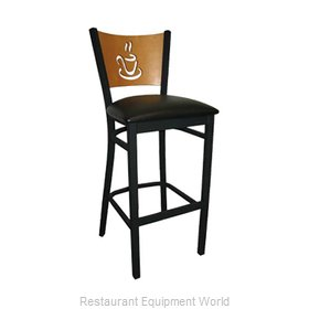 ATS Furniture 72-BS BVS Bar Stool, Indoor