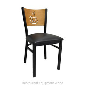 ATS Furniture 72 BVS Chair, Side, Indoor