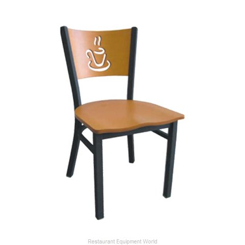 ATS Furniture 72 VS Chair, Side, Indoor