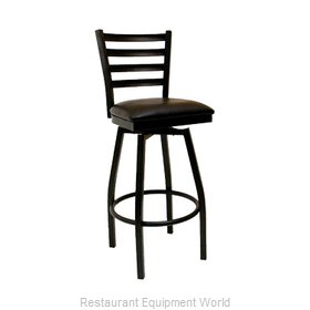 ATS Furniture 77-BSS BVS Bar Stool, Swivel, Indoor