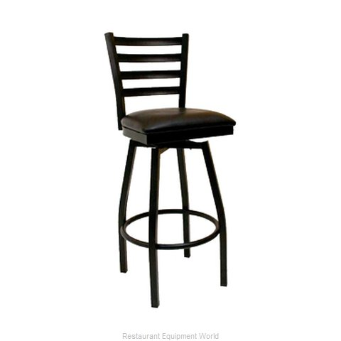 ATS Furniture 77-BSS GR5 Bar Stool, Swivel, Indoor