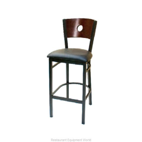 ATS Furniture 77A-BS-DM BVS Bar Stool, Indoor