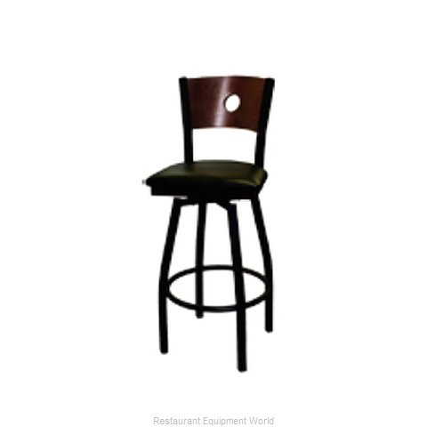 ATS Furniture 77A-BSS-DM BVS Bar Stool, Swivel, Indoor