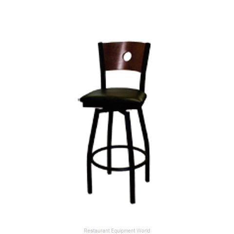 ATS Furniture 77A-BSS-DM GR5 Bar Stool, Swivel, Indoor