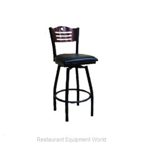 ATS Furniture 77B-BSS-DM BVS Bar Stool, Swivel, Indoor