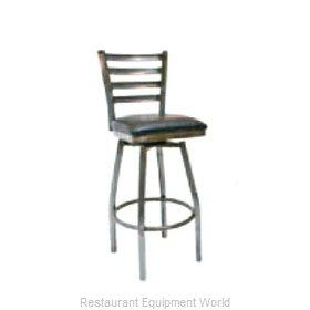 ATS Furniture 77C-BSS-BVS Bar Stool, Swivel, Indoor