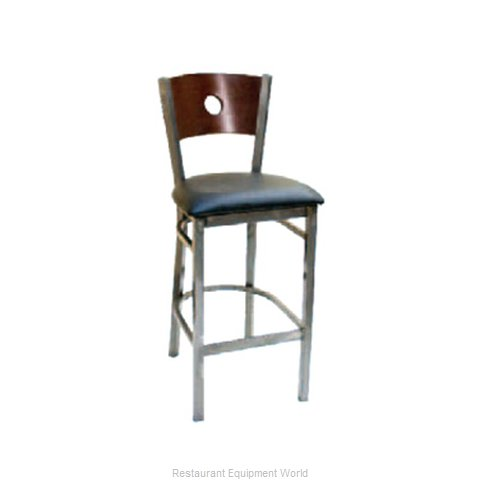 ATS Furniture 77CA-BS-W GR6 Bar Stool, Indoor (Magnified)