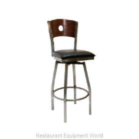 ATS Furniture 77CA-BSS-DM GR6 Bar Stool, Swivel, Indoor