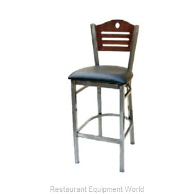 ATS Furniture 77CB-BS-W BVS Bar Stool, Indoor