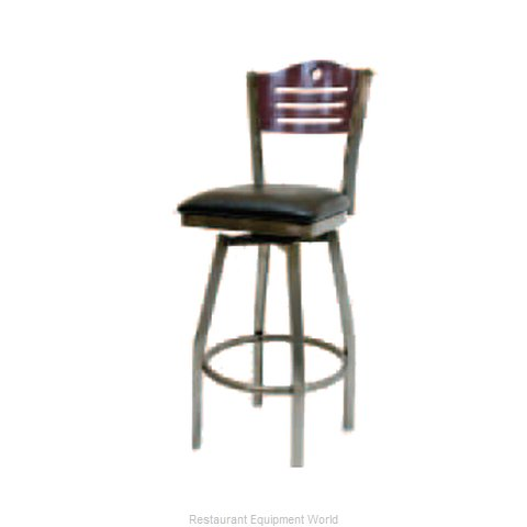 ATS Furniture 77CB-BSS-DM GR4 Bar Stool, Swivel, Indoor