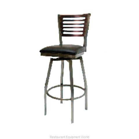 ATS Furniture 77CE-BSS-W GR6 Bar Stool, Swivel, Indoor