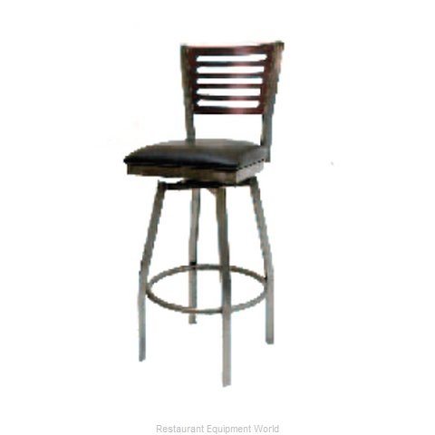 ATS Furniture 77CE-BSS-W GR8 Bar Stool Swivel Indoor (Magnified)