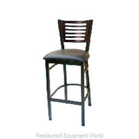 ATS Furniture 77E-BS-DM BVS Bar Stool, Indoor