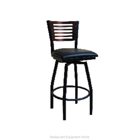 ATS Furniture 77E-BSS-W BVS Bar Stool Swivel Indoor