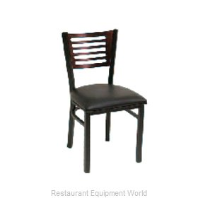 ATS Furniture 77E-DM BVS Chair, Side, Indoor
