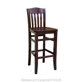 ATS Furniture 830-BS-DM SWS Bar Stool, Indoor