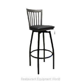 ATS Furniture 87-BSS BVS Bar Stool, Swivel, Indoor