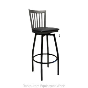ATS Furniture 87-BSS GR5 Bar Stool, Swivel, Indoor
