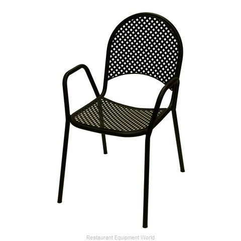 ATS Furniture 90B Chair, Side, Outdoor