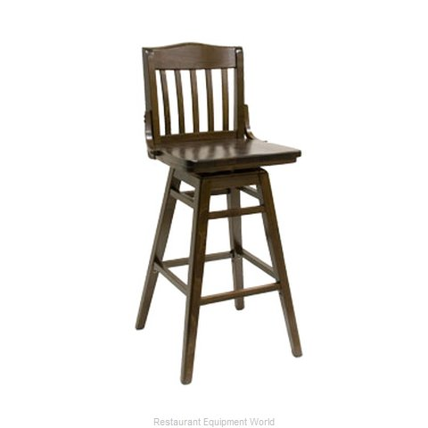 ATS Furniture 930-BS-S-W SWS Bar Stool Indoor (Magnified)