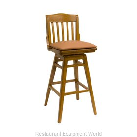 ATS Furniture 930-BSS-C GR5 Bar Stool, Swivel, Indoor