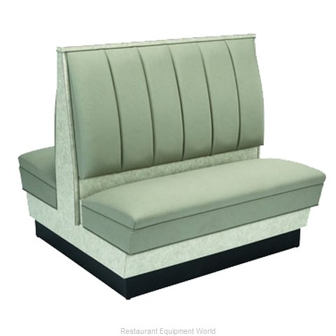 ATS Furniture AD48-66L-D GR5 Booth (Magnified)