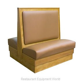 ATS Furniture AD48-W-SS-D GR4 Booth