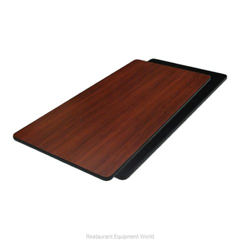 ATS Furniture ADL3060-B/DM Table Top, Laminate (Magnified)