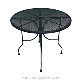 ATS Furniture ALM36 Table, Outdoor