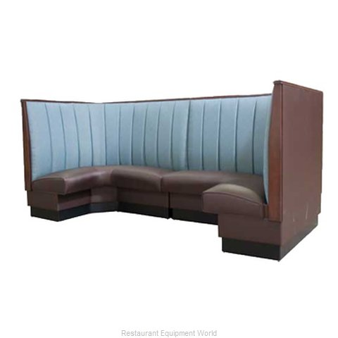 ATS Furniture AS-3612-12 GR6 Dining Booth