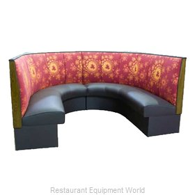 ATS Furniture AS-363-12 GR6 Booth