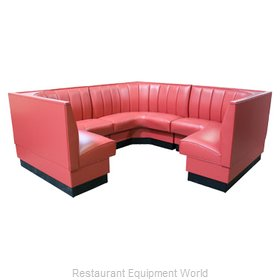 ATS Furniture AS-363-34 GR6 Booth