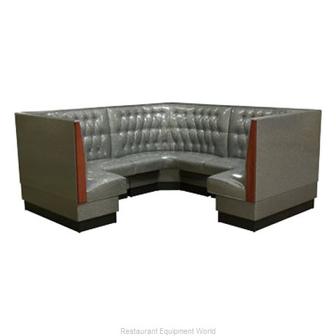 ATS Furniture AS-36TB-34 GR7 Dining Booth