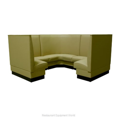 ATS Furniture AS42-66L-34 GR6 Dining Booth