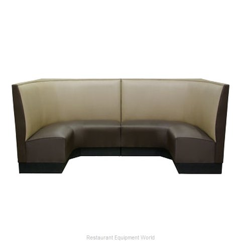 ATS Furniture AS42-B-12 GR6 Dining Booth