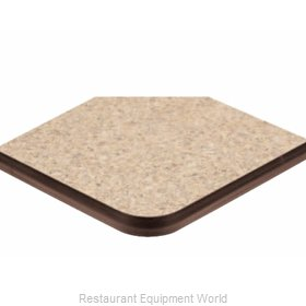 ATS Furniture ATS2424-BR P1 Table Top Laminate