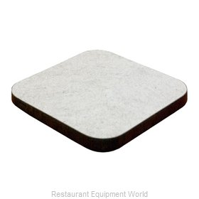 ATS Furniture ATS3636-BK P2 Table Top Laminate