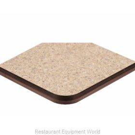 ATS Furniture ATS3636-BR P1 Table Top, Laminate