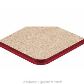 ATS Furniture ATS3636-RD P2 Table Top, Laminate