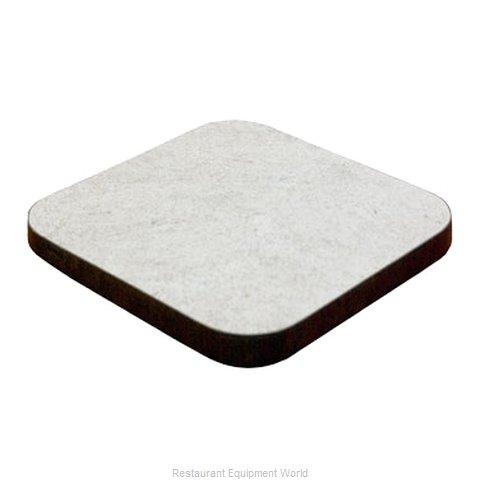 ATS Furniture ATS4242-BK P2 Table Top, Laminate