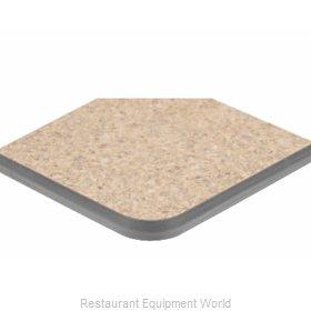 ATS Furniture ATS4242-GY P2 Table Top, Laminate