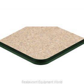 ATS Furniture ATS60-GR P2 Table Top, Laminate