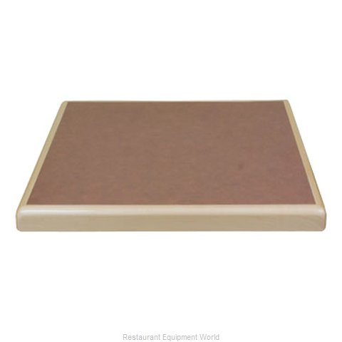 ATS Furniture ATW2424-N P2 Table Top, Laminate (Magnified)