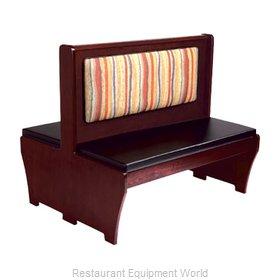 ATS Furniture AWD-48DM GR4 Booth