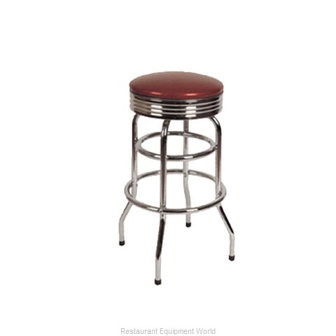 ATS Furniture SR-8 GR6 Bar Stool, Swivel, Indoor
