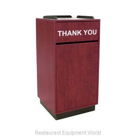 ATS Furniture TR1 Waste Receptacle