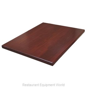 ATS Furniture UV2430-50-W Table Top, Wood